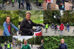 Impressionen von der Fahrradtour
